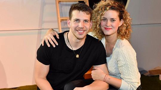 Peter Pecha a Kateřina Sedláková připravují charitativní koncert.