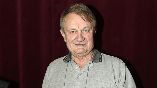 Jiří Adamec nedozkouší muzikál Robinson.
