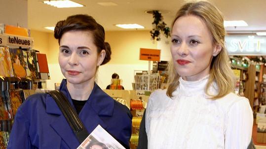 Linda Rybová a Kateřina Winterová představily kuchařku Vaříme s Herbářem 3.