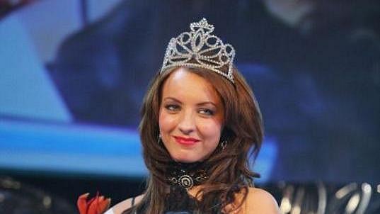Jana Kratochvílová se stala nejkrásnější Východočeškou v roce 2008.