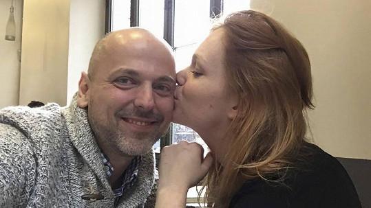 Ester Geislerová s novým partnerem