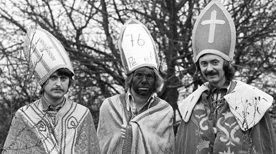 Tři králové v roce 1976