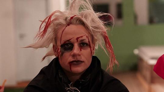 Halloween podle VyVolené Pavlíny