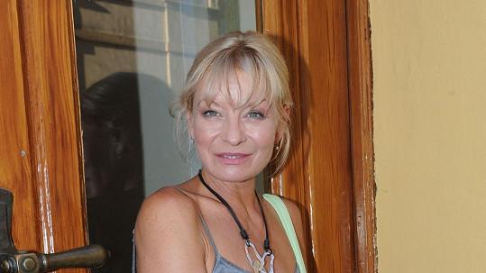 Vilma Cibulková je opět zadaná.