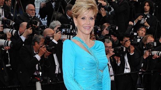 Jane Fonda vypadá úžasně.