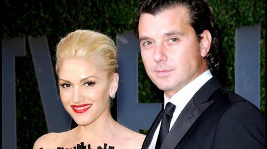 Gwen je opět svobodnou ženou.
