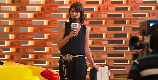 Adéla Gondíková se objeví v seriálu Vraždy v kruhu.
