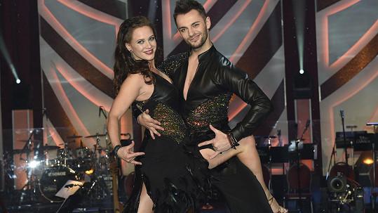 Kristýna Leichtová a Václav Masaryk dnes vypadli ze StarDance.
