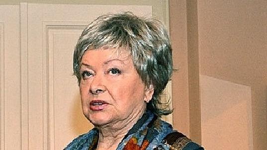 Alena Vránová je z dcery zoufalá.