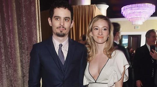 Damien Chazelle se pochlubil přítelkyní.