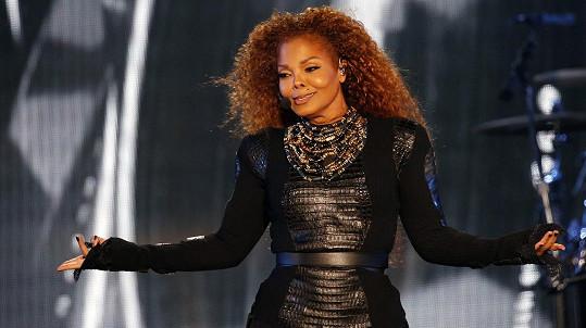 Janet Jackson opět odkládá koncerty.