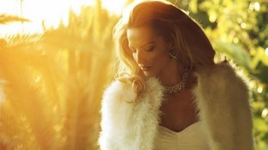 Michaela Kociánová nedávno fotila pro italský Vogue.