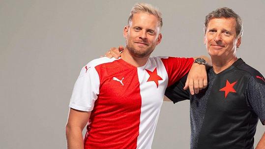 Jakub Prachař a David Prachař