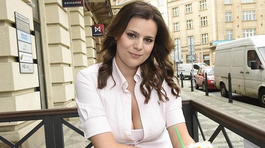 Ornella Koktová se vyjádřila k údajnému románku s tenistou.
