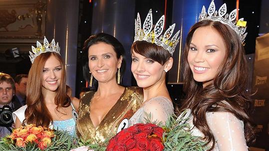 Maláčová je s vítězkou České Miss 2013 nadmíru spokojená.