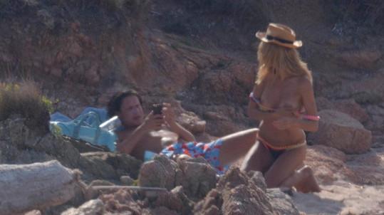 Laškuje takhle Heidi se svým milým i v soukromí?