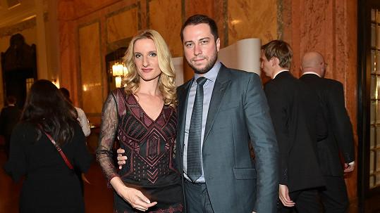 Adela a Petr si prý užívají víkend v Praze plný zážitků.