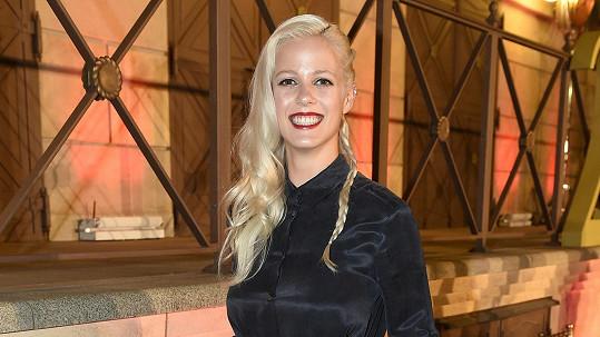 Terezie Kovalová je pár měsíců vdanou paní.