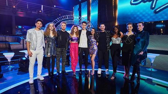 Vítěze z desítky letošních finalistů diváci určí během dvou přímých přenosů.