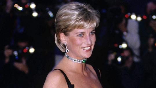 Princezna Diana v den svých posledních narozenin