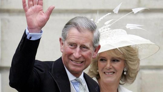 Dá princ Charles své ženě Camille sbohem?