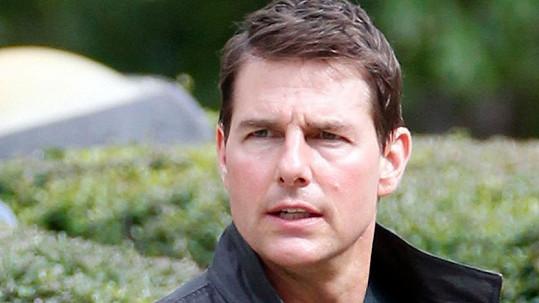 Zapomněl Tom Cruise, že má dceru?