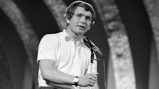 Pavel Novák na snímku z 60. let