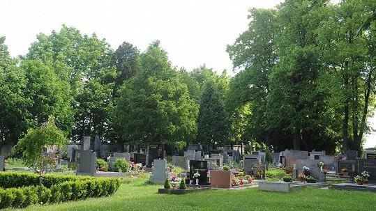 Uhříněvský hřbitov asi bude poutním místem. Urnu s Ivetou si ale nechá Rychtář.