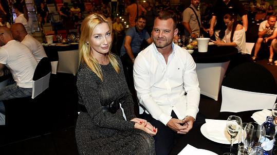 Dominika Mesarošová s novým přítelem Tomášem