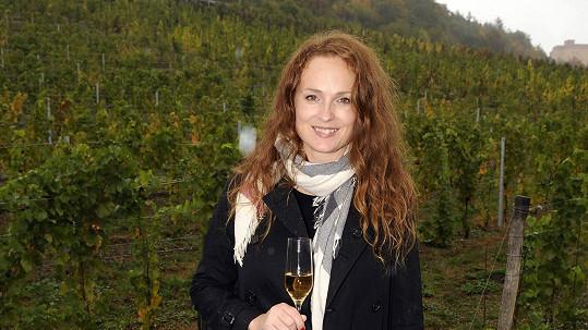 Markéta Hrubešová napsala novou kuchařku.