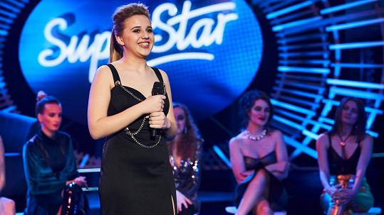 Diana Koval'ová finalistka SuperStar