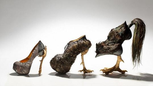 Ptačím světem inspirovaná kolekce Bird Witching