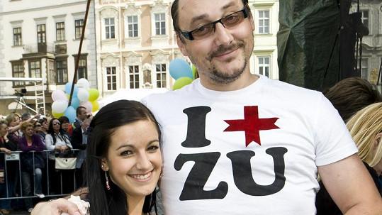 Genny Ciatti a Marian Vojtko.