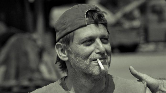 Tomáš Valík ve filmu Touha motýla