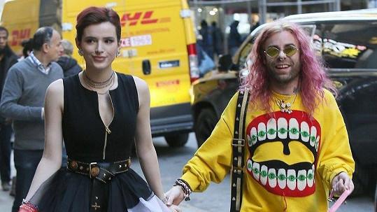 Bella Thorne a Mod Sun už netvoří pár.