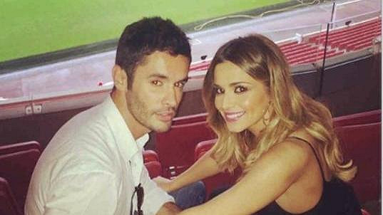 Novomanželé Cheryl Cole a Jean-Bernard Fernandez-Versini