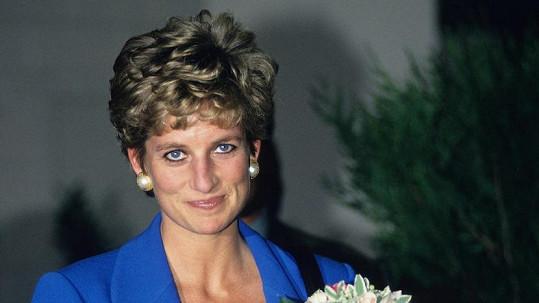 Princezna Diana na fotce z roku 1994. Právě tehdy došlo podle Rosy k tajnému obřadu.