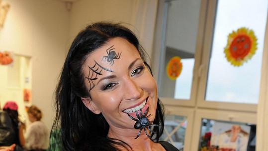 Gábina Partyšová je čarodějnice.