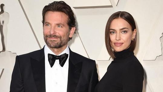 Jak zvládají Irina Shayk a Bradley Cooper péči o dceru?