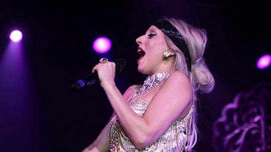 Lady Gaga Prahu nenavštíví.