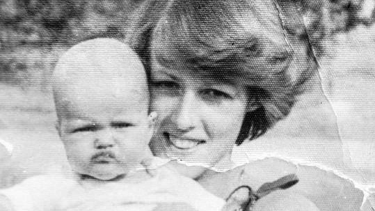 Helena Houdová s maminkou