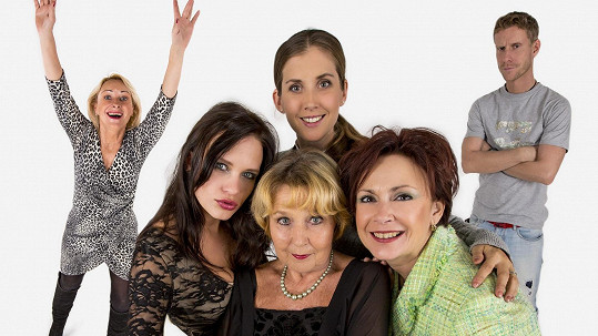 Ilona Svobodová si zahaje v černé komedii P.R.S.A.