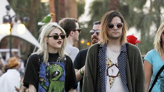 Vyvolený Frances Bean Cobain se jmenuje Isaiah Silva a je Kurtu Cobainovi nápadně podobný.