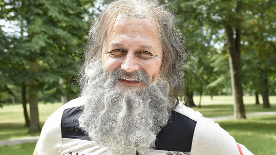 Vojta Bernatský vypadal jako stařec.