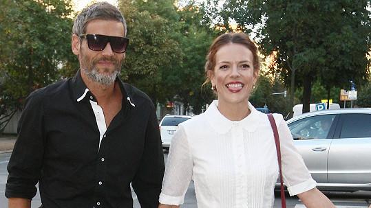 Andrea s manželem Mikolášem