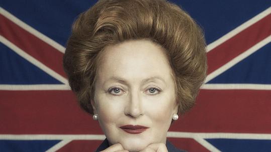 Simona Stašová jako Margaret Thatcherová