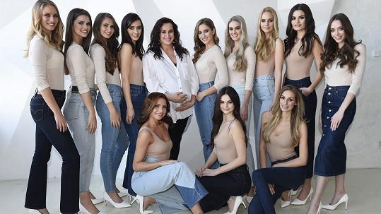 Která z dívek se vám líbí nejvíce?