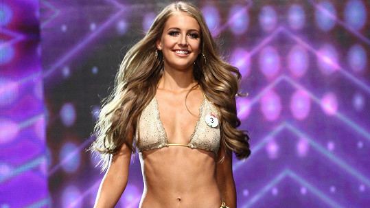 Nikola Uhlířová je novou Miss Face 2016