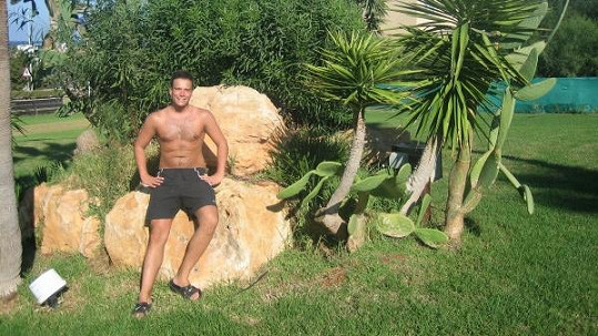 Petr Suchoň a jeho variace na téma Hot Summer.