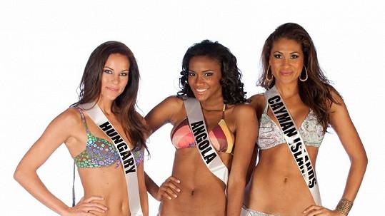 Bude letos úspěšnější něžná Jitka Nováčková nebo exotická krása těchto dívek?
